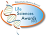 Philadelphia Business Journal Life Sciences Awards 2012